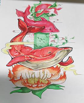 沧州色彩美术基础培训基地