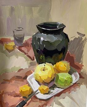 常见的美术培训配色方案以及考虑使用的扩展范围